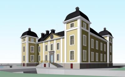 Strömsholms Slott, Hallstahammar